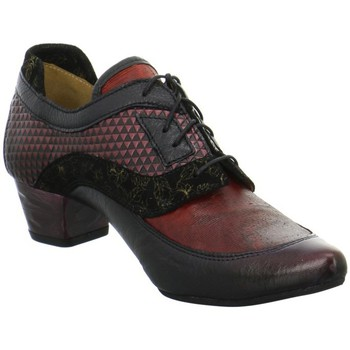 Shoes Women Heels Maciejka Front Trotteurs Red