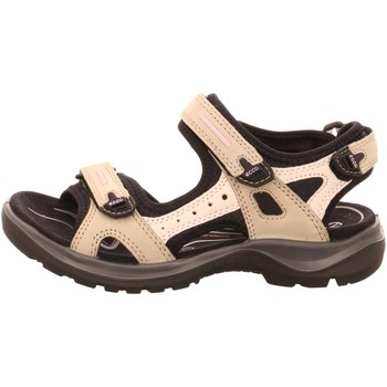 Shoes Men Sandals Ecco 06956354695 Beige
