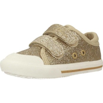 Shoes Girl Low top trainers Chicco GALASSIA Gold