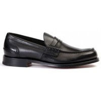 Shoes Men Loafers Church's BLACK  PEMBREY LOAFER Black