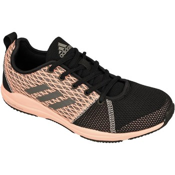 Shoes Women Low top trainers adidas Originals Arianna Cloudfoam W Pink-Black