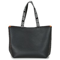 Bags Women Shopping Bags / Baskets Kenzo SPORT TOTE BAG Black