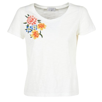 Clothing Women Tops / Blouses Casual Attitude GIPOU White