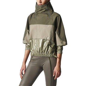 Clothing Women Macs adidas Originals Run Rain Jacket Green