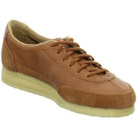 Shoes Men Low top trainers Clarks Torcourt Super Brown