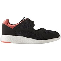 Shoes Women Low top trainers adidas Originals Eqt Racing 9116 Black White-Black