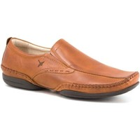 Shoes Men Derby Shoes & Brogues Pikolinos Ricardo Mens Slip On Casual Shoes brown