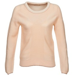 Clothing Women jumpers Kookaï FAITH Beige