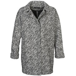 Clothing Women coats Kookaï SARAH Grey
