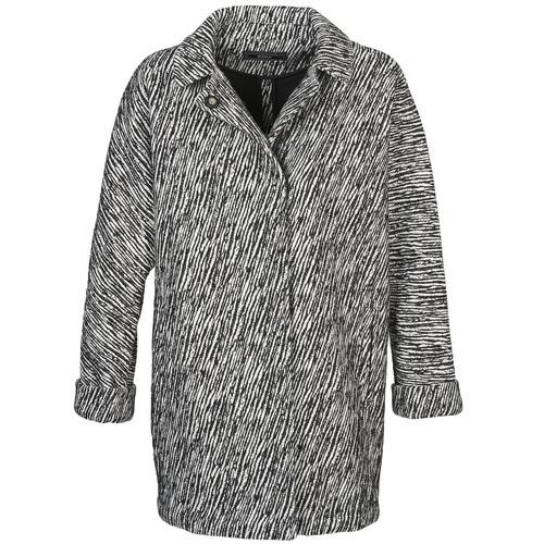 Clothing Women coats Kookaï SARAH Grey