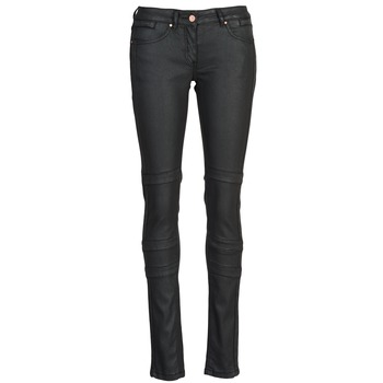 Clothing Women 5-pocket trousers Kookaï FRANCES Black