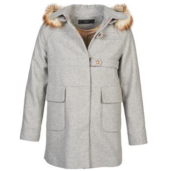 Clothing Women coats Kookaï ALEXI Grey