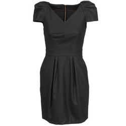 Clothing Women Short Dresses Kookaï CHRISTA Black