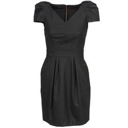 Clothing Women Short Dresses Kookaï CHRISTA Black