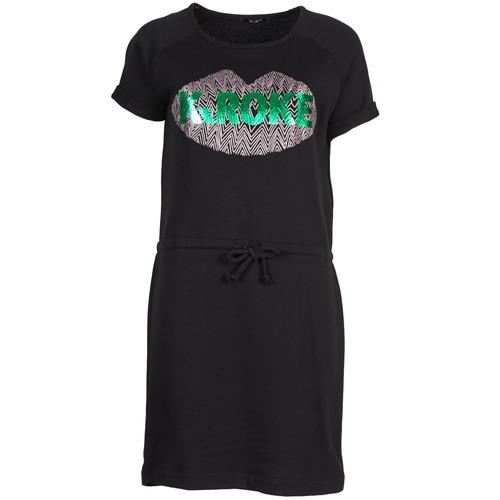 Clothing Women Short Dresses Kookaï DELIA Black