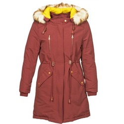 Clothing Women Parkas Kookaï BRIANA Bordeaux