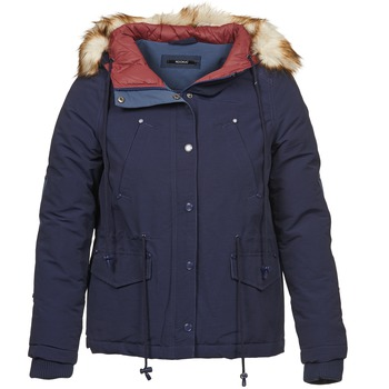 Clothing Women Parkas Kookaï KATE Marine