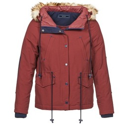 Clothing Women Parkas Kookaï KATE Bordeaux