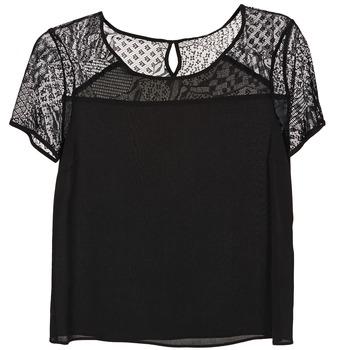Clothing Women Tops / Blouses Kookaï WENDY Black