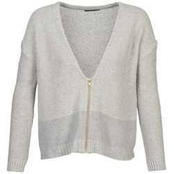 Clothing Women Jackets / Cardigans Kookaï SOPHIA Grey