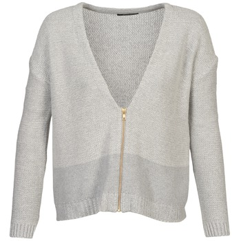 Clothing Women Jackets / Cardigans Kookaï SOPHIA Grey