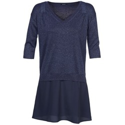 Clothing Women Short Dresses Kookaï DENICE MARINE