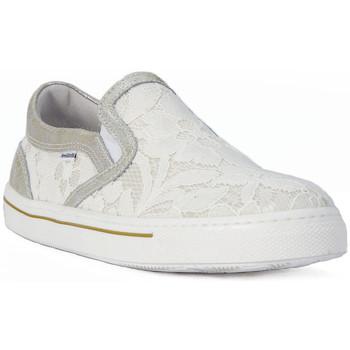 Shoes Girl Slip ons Nero Giardini NERO GIARDINI  BAROCO IVORY Grigio