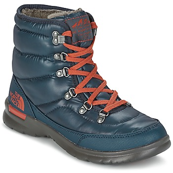 Shoes Women Snow boots The North Face THERMOBALL LACE II W Blue