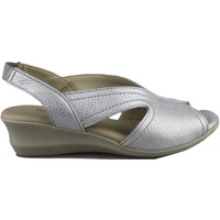 Shoes Women Sandals Flexx CHAR LEE SILVER