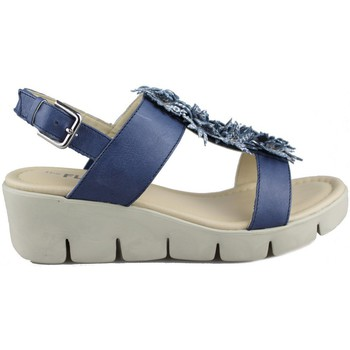 Shoes Women Sandals Flexx EMMA BLUE