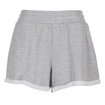 Clothing Women Shorts / Bermudas Yurban  Grey
