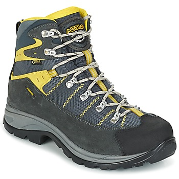 Shoes Men Walking shoes Asolo REVERT GV Grey / Yellow