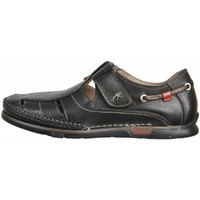 Shoes Men Sandals Fluchos POSEIDON Black