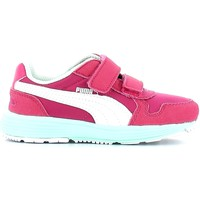 Shoes Children Walking shoes Puma 358302 Sport shoes Kid Pink Pink