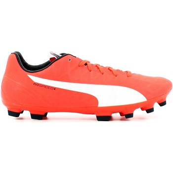 Shoes Men Football shoes Puma 103271 Scarpa calcio Man Orange