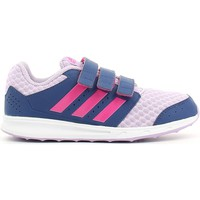 Shoes Girl Low top trainers adidas Performance AF4533 Sport shoes Kid Viola
