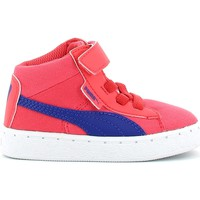 Shoes Children Fitness / Training Puma 358203 Sport shoes Kid Pink Pink