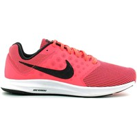 Shoes Women Fitness / Training Nike 852466 Sport shoes Women Pink Pink