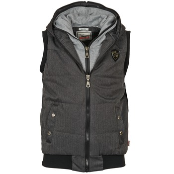 Clothing Men Duffel coats Lonsdale STEVENAGE Grey