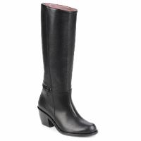 Shoes Women High boots Robert Clergerie ALCOR Black