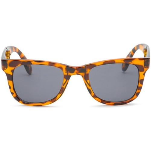 Watches Men Sunglasses Vans Foldable Spicoli Shade Sunglasses - Translucent Honey Tortoise Other