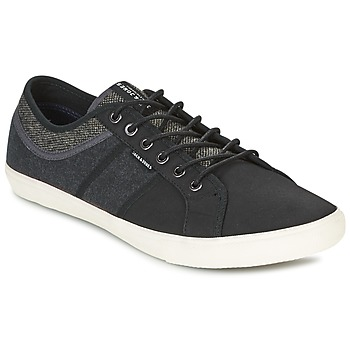 Shoes Men Low top trainers Jack & Jones ROSS WINTER Anthracite