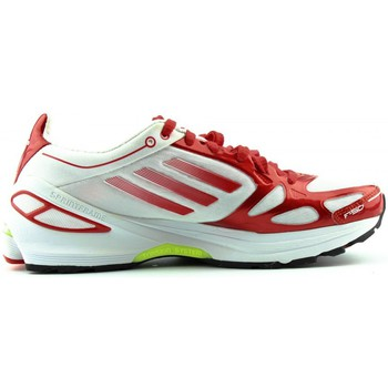 Shoes Women Running shoes adidas Originals Adizero F50 2 W Red-White