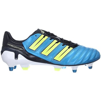 Shoes Men Football shoes adidas Originals Adipower Predator X Trx SG Yellow-Blue-Black
