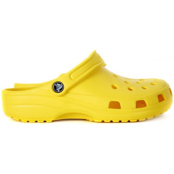 Shoes Women Clogs Crocs CLASSIC LEMON Giallo