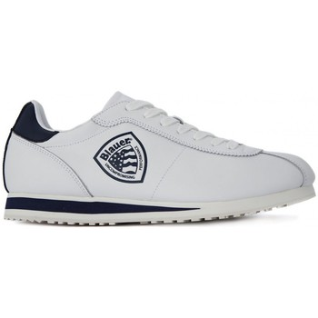 Shoes Women Low top trainers Blauer BOWLING LEA NAVY     83,1