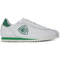 Shoes Men Low top trainers Blauer BOWLING LEA GREEN     83,1