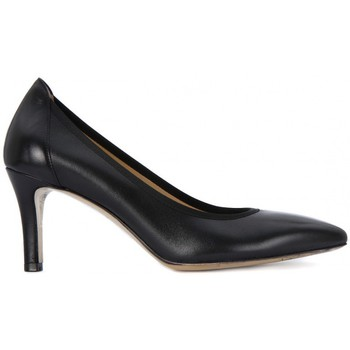 Shoes Women Heels Melluso DECOLTE NERO Nero
