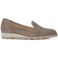 Shoes Women Slip ons Melluso SLIP ON CORDA Beige
