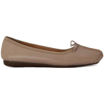 Shoes Women Flat shoes Clarks FRECKLE ICE     86,6